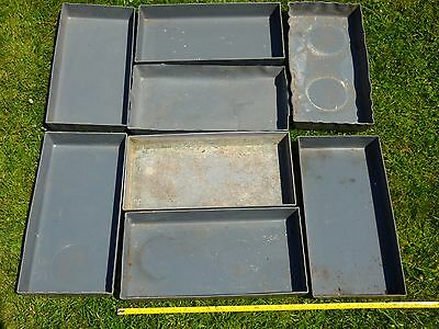 Seed Trays - Strong & Reusable - Made By A Local Plastics Engineer In The 1960s.