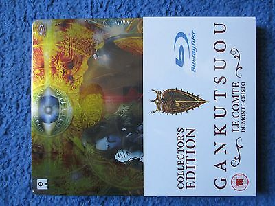 Gankutsuou The Count Of Monte Cristo Collector's Edition Anime Blu-ray Brand New