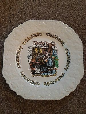 Lord Nelson Pottery Brookes Soap collectible plate.  Great condition.