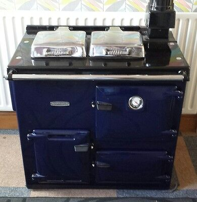 rayburn 208g/l gas cooker/water heater.