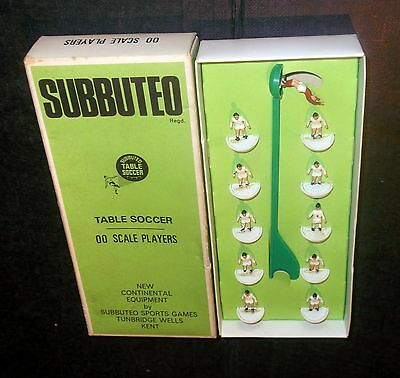 LEEDS H/W SUBBUTEO TEAM IN ORIGINAL BOX 1970s