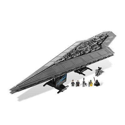 The New Star Wars execytor Super Star Destroyer model package block toys