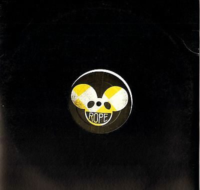 "FOO FIGHTERS rope (deadmau5 mix) (limited to 1000) 12"" EX/ 88697903911 electro"