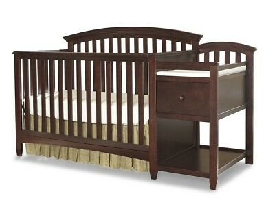 Imagio Baby by Westwood Design Montville Crib and Changer Combo