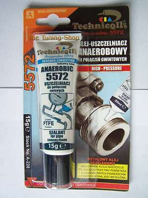 Pipe Sealer PTFE 5572 Sealant Adhesive Glue For Pipe Joints Heating Ventilation