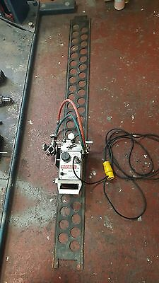 Weldability CG30 straight line cutting machine