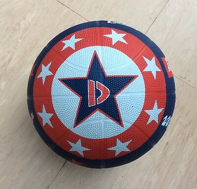 Donnay USA All Stars Rubber Basketball (Size 7)