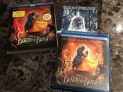 Beauty And The Beast HD Digital Code ONLY 2017 Live Action