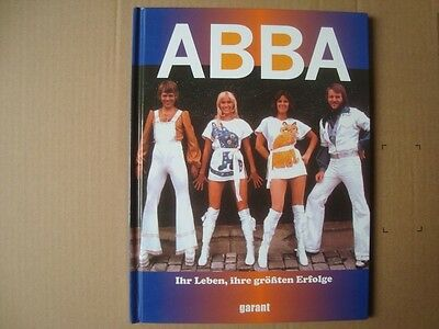ABBA photobook Agnetha HARDCOVER great pictures lovely collectible