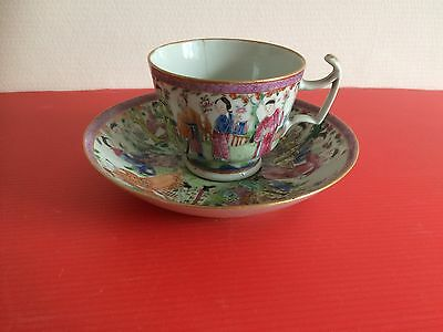 tasse ancienne en porcelaine de Chine chinese cup antique