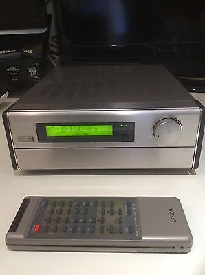Denon UDRA-70 Amplifier/Receiver with remote and speaker cable. Made in Germany.