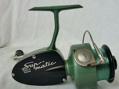 Bellissimo mulinello SUP Matic , vintage reel