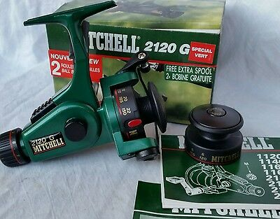 Bellissimo Mitchell 2120G special vert, new in box