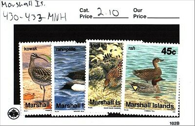 Marshall Islands Stamp Lot Scott 580a MNH Low combined Shipping