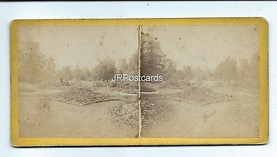 Vintage Stereoview ~ Oxton ~ Nottinghamshire ~ View 2