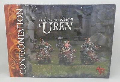 Rackham Confrontation Metal Tir Na Bor Dwarf KHOR KNIGHTS OF UREN