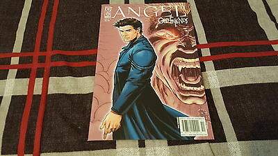 Angel: Old Friends #1 (Nov 2005, IDW) first printing. Tone Rodriguez cover. NM
