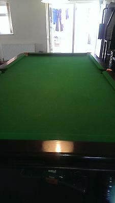 Riley  3/4 size Snooker Table