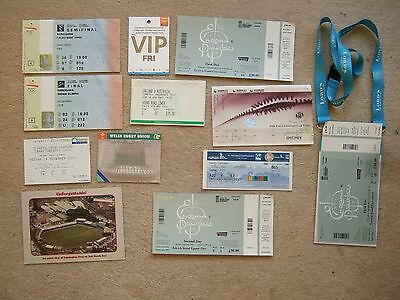 olympics barcelona 1992 ticket volleyball 6/8/92 s/f