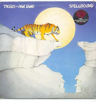 "Tygers Of Pan Tang - Spellbound - 12"" Vinyl Lp"