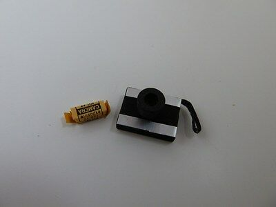 Dolls House Miniature 1:12th Scale Shop Home Accessories Camera & Film (D454)