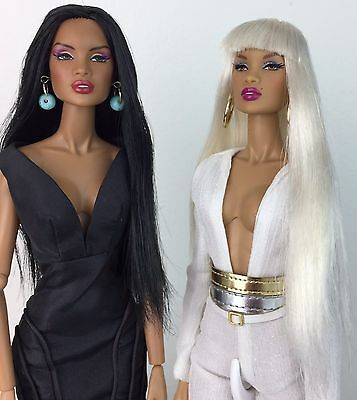 Dree Hill Twins Integrity Toys Color Infusion OOAK