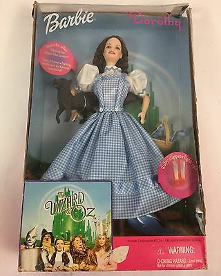 Mattel Barbie doll Dorothy from The Wizard of Oz