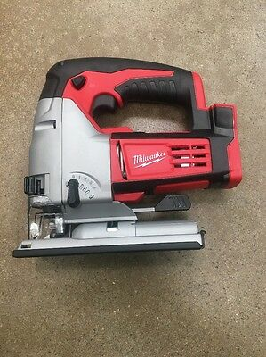 M18 Cordless Jig Saw (Tool Only) Milwaukee 2645-20 New