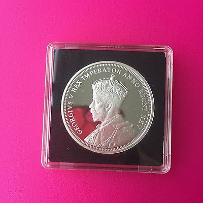 2010  75th Ann.of First Canada Silver Dollar (PROOF)