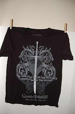 Game of Thrones tee shirt size (s) Very good condition
