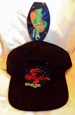 New Vintage Space Jam Hat / Cap Bugs Bunny Looney Tunes Adjustable Back