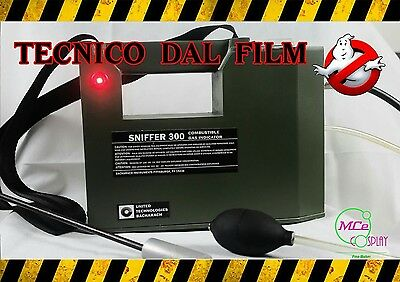 tecnico sniffer 300 ghostbusters