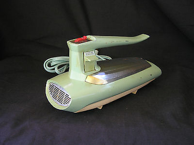 ATOMIC GE #30M47 Avacado Green Hand Mixer-Works! So Cool!