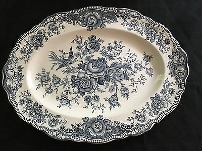 """Bristol"" Crown Ducal England Platter"