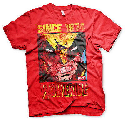 Wolverine T-Shirt Since 1974