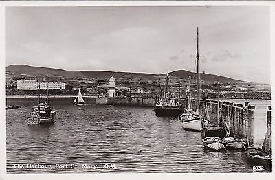 The Harbour, PORT ST. MARY, Isle Of Man RP