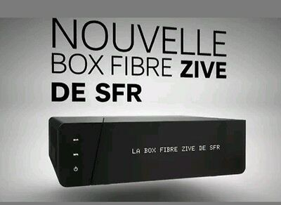 Decodeur-La-Box-Fibre-4K-De-Sfr-Numericable Labox-Zive