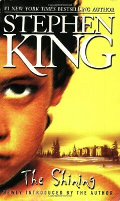 The Shining by S, KING Paperback Book The Cheap Fast Free Post