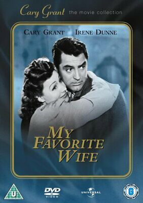 My Favourite Wife [DVD] - DVD  D2VG The Cheap Fast Free Post