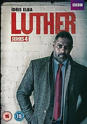 Luther - Series 4 [DVD] [2015] - DVD  UUVG The Cheap Fast Free Post