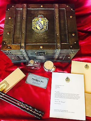 Harry Potter Chest, Harry Potter Trunk With Themed Contents
