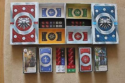 The Witcher 3 Gwent cards 4 decks Nilfgaard Northern Realms Monsters Scoia'tael