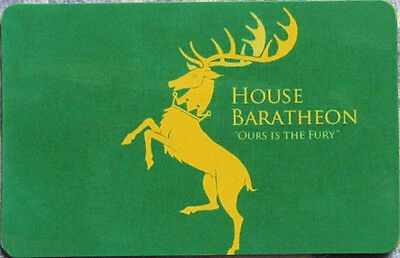 Game Of Thrones 3 X 2 Magnet King Renly Baratheon House Sigil Stag Tyrell Colors