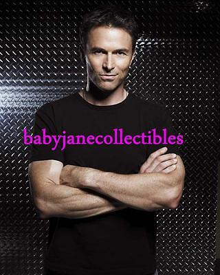 TIM DALY HANDSOME photo showing BEEFCAKE MUSCLE ARMS 111
