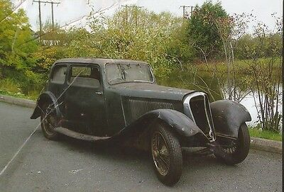 1935 SS11 12 HP Sports Coupe - Garage Find restoration project