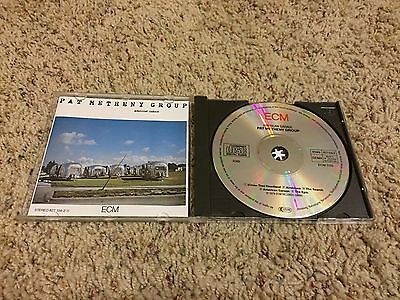 American Garage - Pat Metheny Group (CD, Dec-1985, ECM) WEST GERMANY POLYGRAM