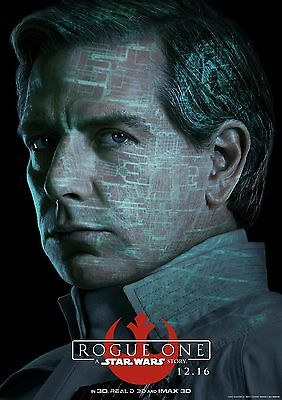 Star Wars Rogue One - A4 Glossy Poster -TV Film Movie Free Shipping #348