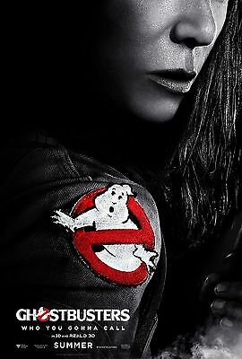 Ghostbusters - A4 Glossy Poster - Film Movie Free Shipping #68