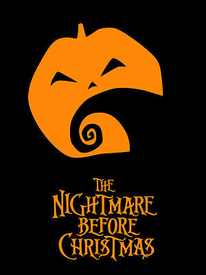 The Nightmare Before Christmas - A4 Glossy Poster - Film Movie Free Shipping #61