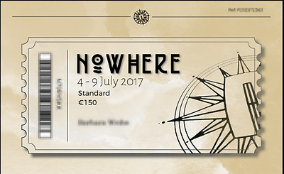 Ticket to Nowhere Burning Man Event/Festival in Spain June 4-9 2017